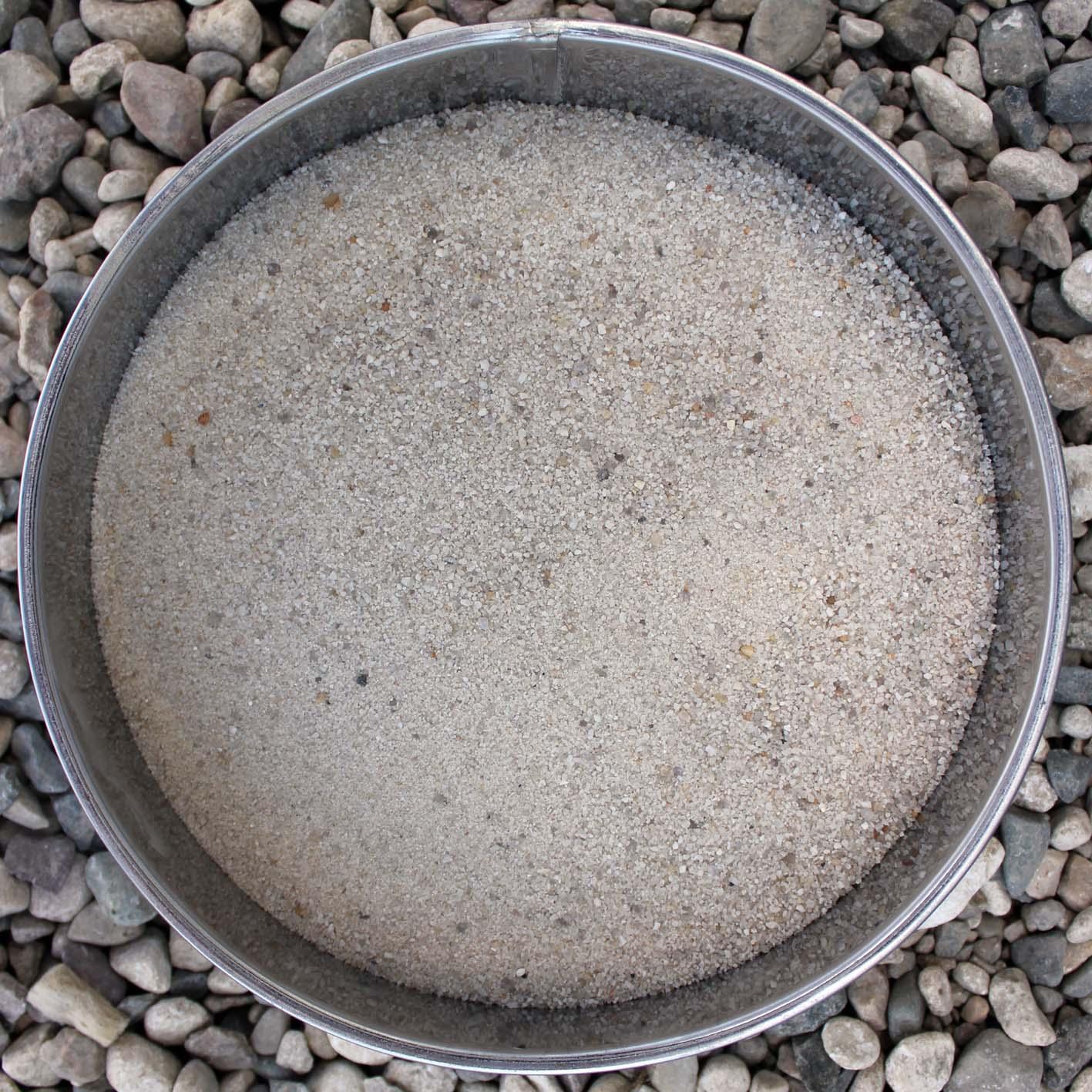 из чего делают кварцевый песок